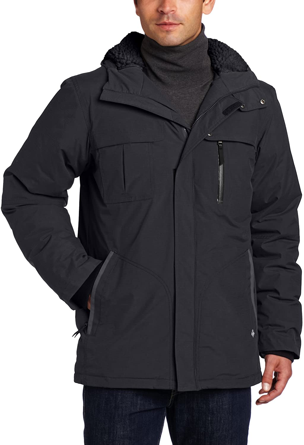 Columbia Mens Storm Raid II Down Jacket