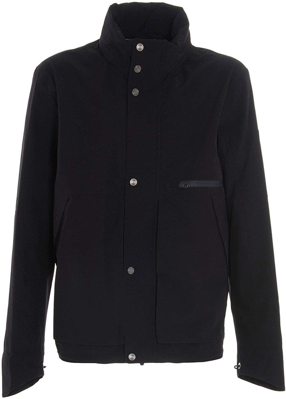 Z Zegna Luxury Fashion Man ZZ045VV015B09 Blue Polyester Outerwear Jacket   Fall Winter 20