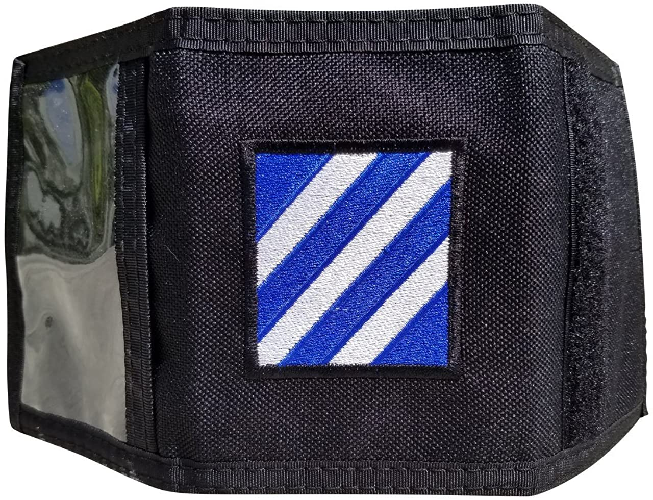 High Velocity Nylon Military Wallet Variety (3rd Infantry Division)