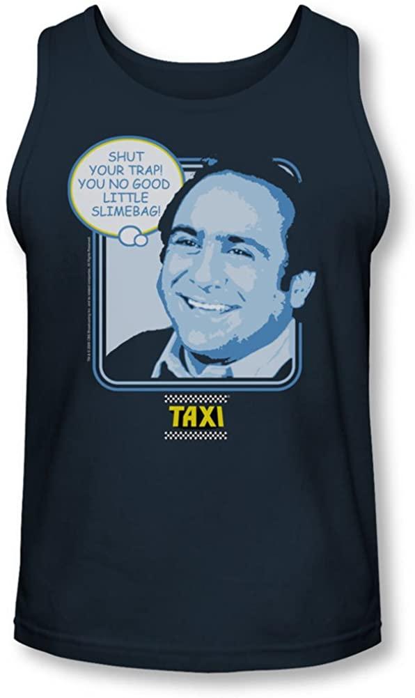 Taxi - Mens Shut Your Trap Tank-Top