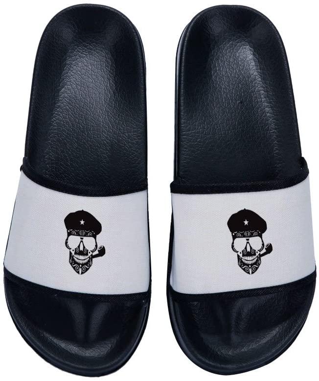 Eric Carl Swimming Sandals for Men Anti-Slip Shower Open Toe Soft Sole Shower Slide Sandal Shoes