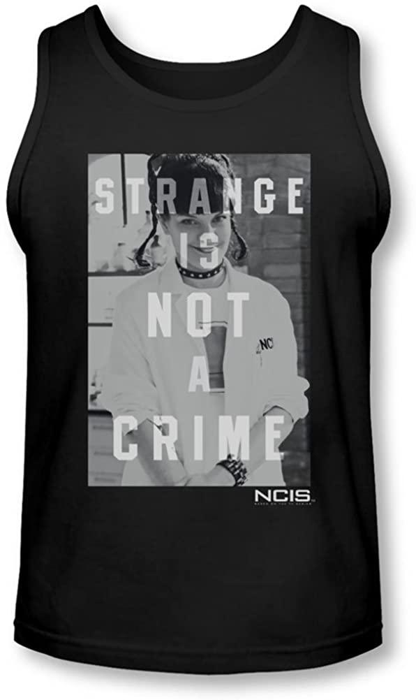Ncis - Mens Strange Tank-Top