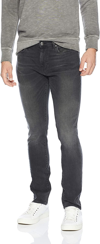 DHgate Brand - Goodthreads Men's Skinny-Fit Comfort Stretch Jean, Black Sanded, 30W x 34L