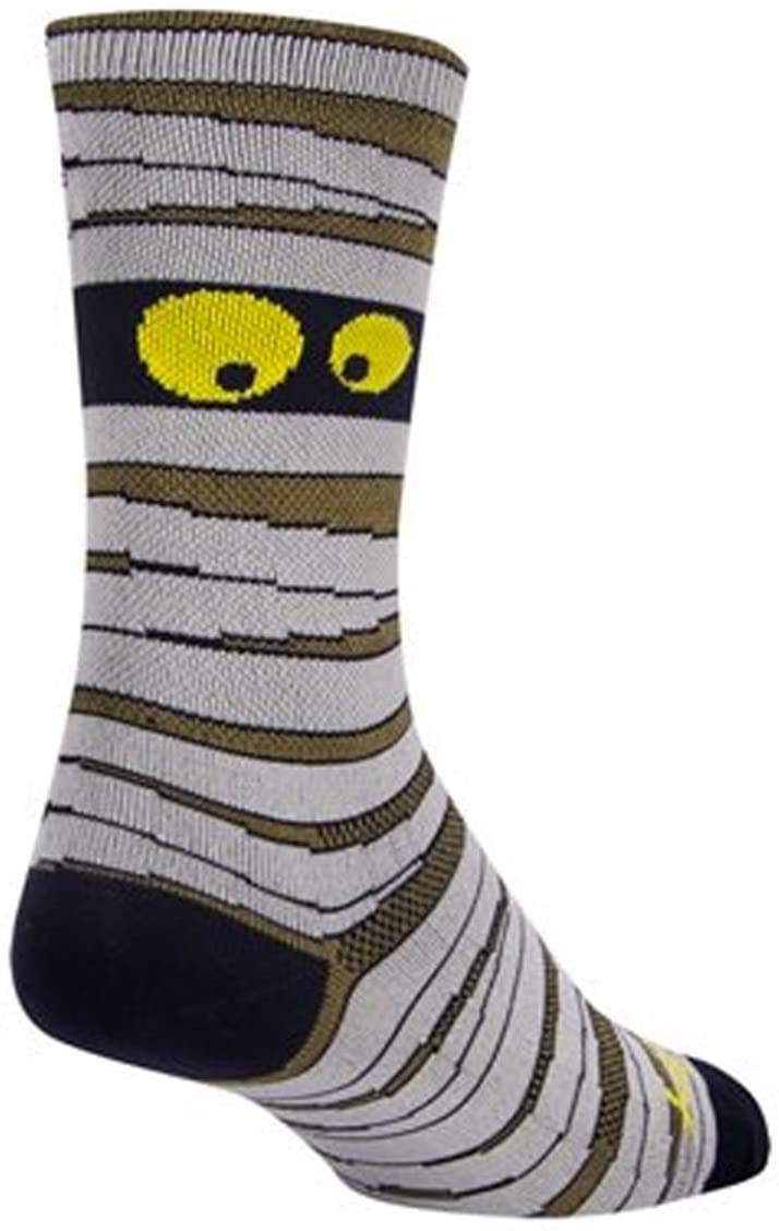 SockGuy Crew 6in Mummy Limited Edition Cycling/Running Socks