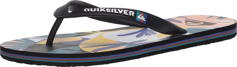 Quiksilver Mens Molokai Tropical Flow Sandals