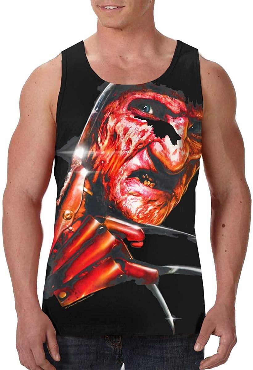 Nightmare On Elm Street Freddy's Trendy Men's Premium Vest