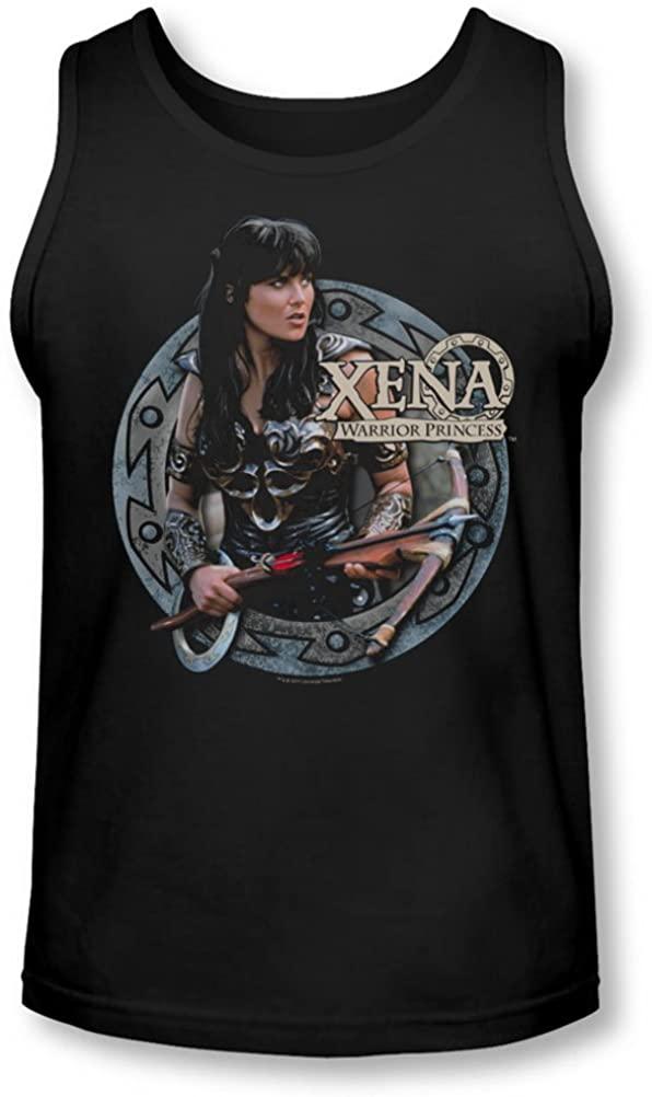 Xena - Mens The Warrior Tank-Top