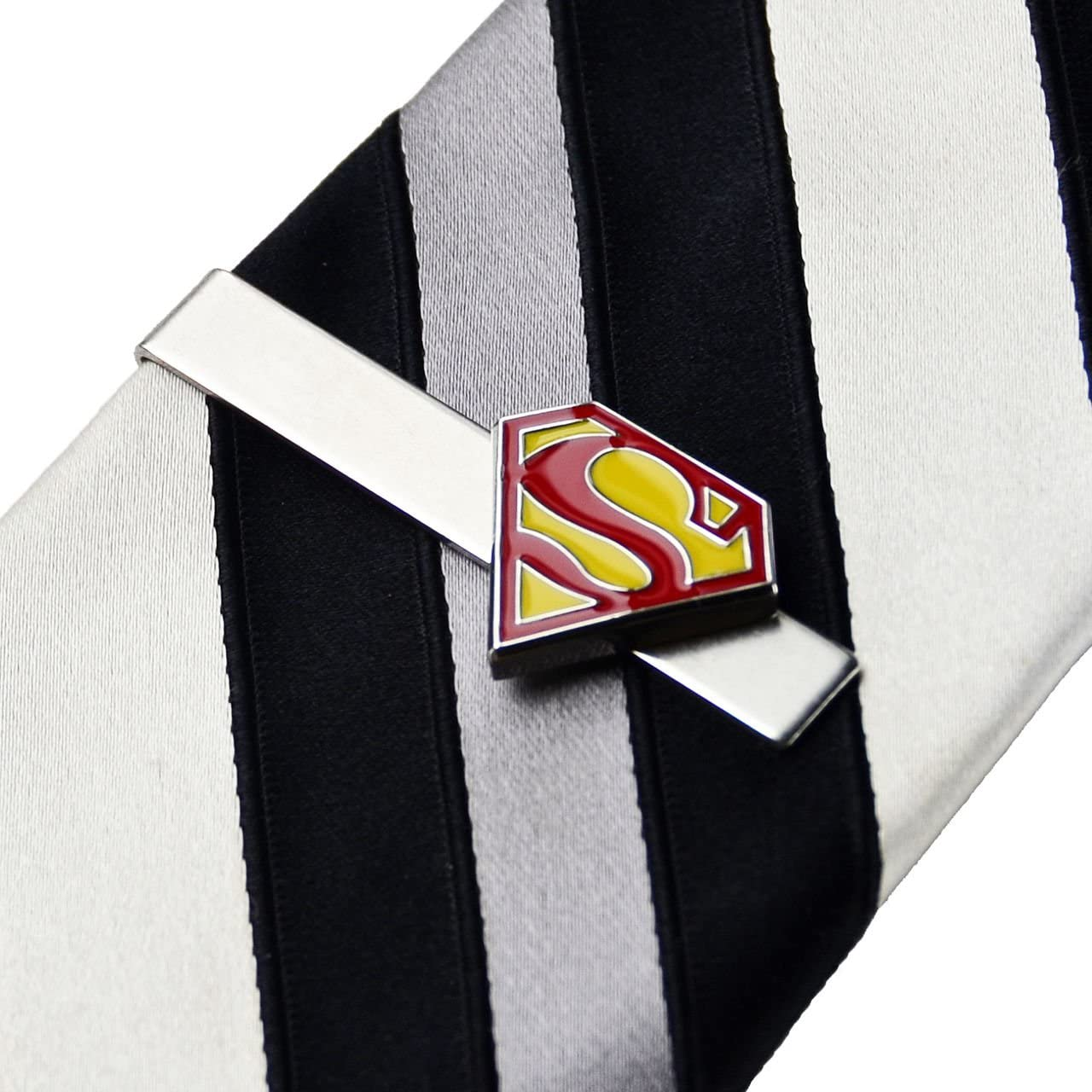 Quality Handcrafts Guaranteed Superman Tie Clip