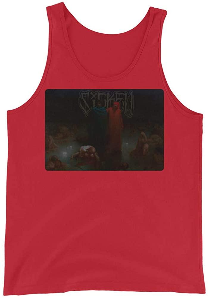 Sicken Clothing Eternal Men's Tank Red