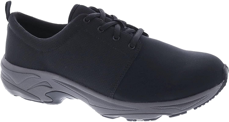 Drew Exceed Men's Orthopedic Sneaker Black Combo - 8 4w