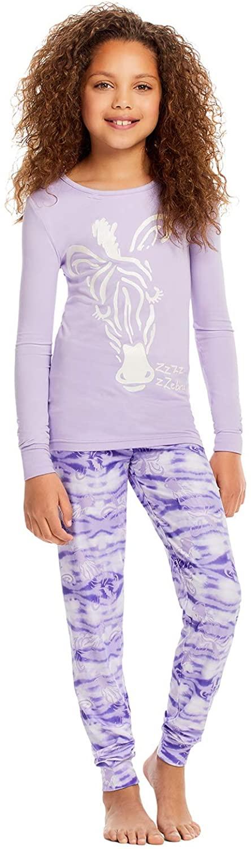 Girls 3-Piece Pajamas Sleep Pant & Shorts Set