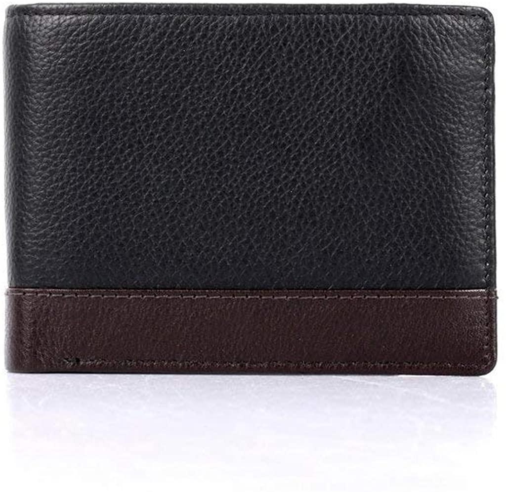 KARLA HANSON Mens RFID Blocking Leather Bifold Wallet with Card Holder Insert …