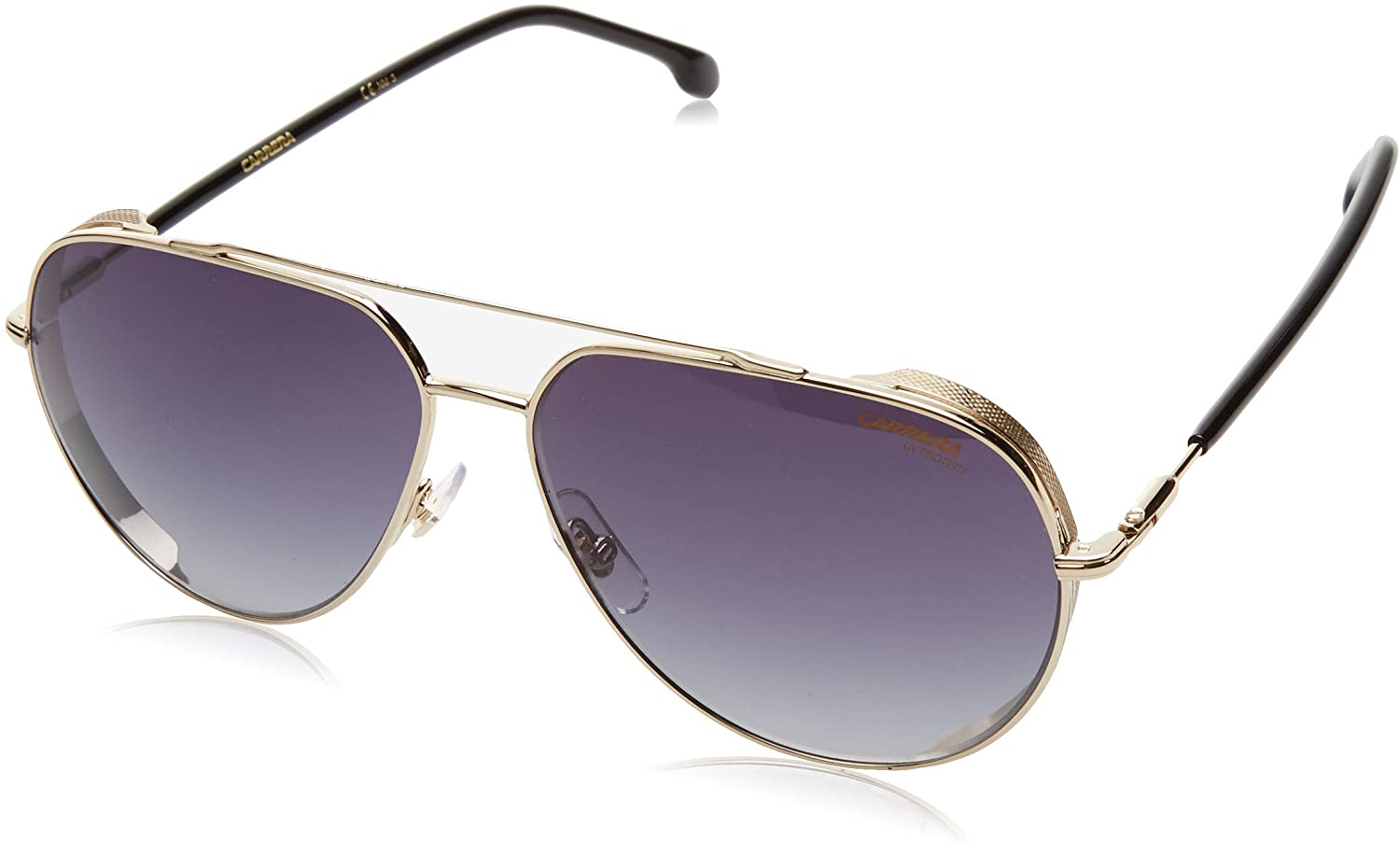 Carrera CARRERA 221/S GOLD/GREY SHADED 60/13/145 unisex Sunglasses
