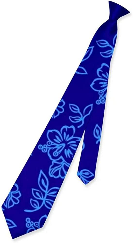 Men's Fashion Suit Groom Groomsman Tie Floral Pattern Necktie