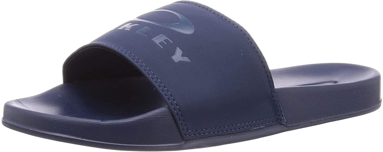 Oakley Men's Ellipse Sandals,9,Blue