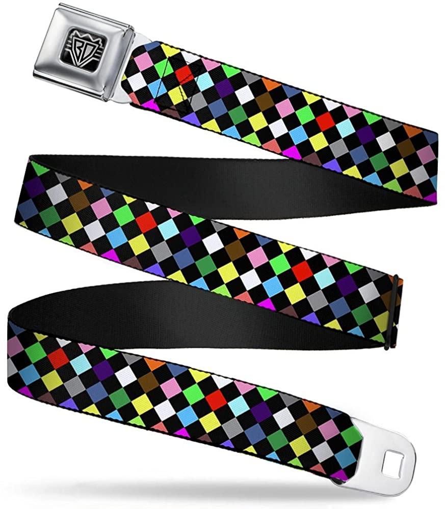 Buckle-Down Seatbelt Belt Diamonds W30402