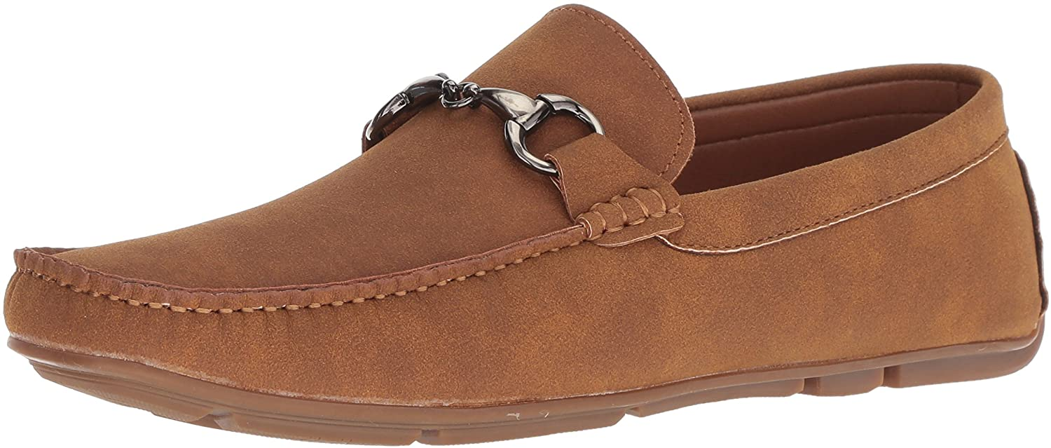 Unlisted by Kenneth Cole Men's Ian Driver B Driving Style Loafer