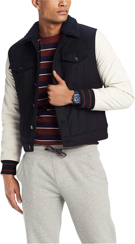 Tommy Hilfiger Mens Elmwood Bomber Jacket