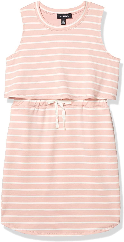 Amy Byer Girls' Popover Knit Dress