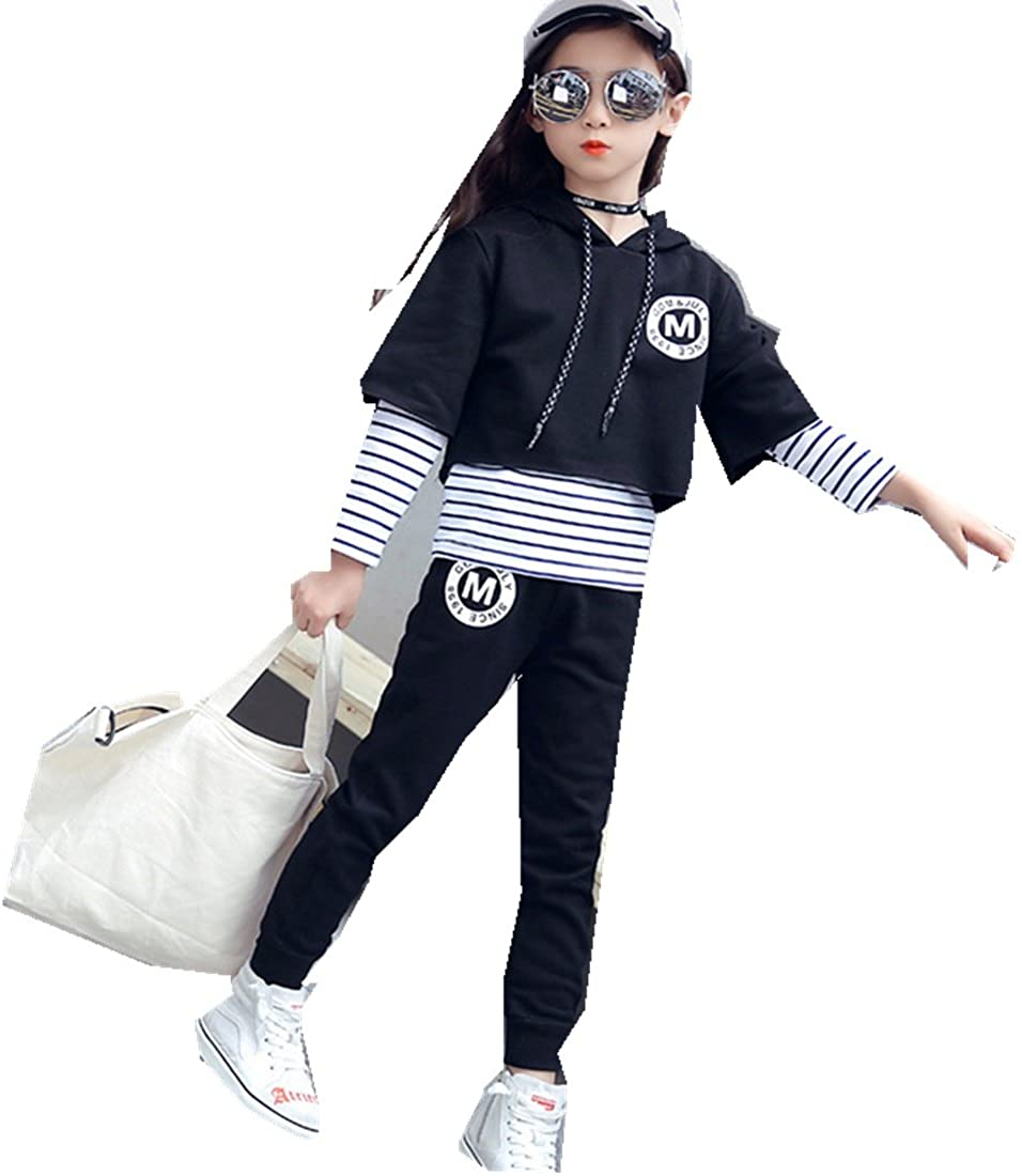 MV Children's Clothing Child Two Pieces Sets Suit Autumn New Korean Fashion