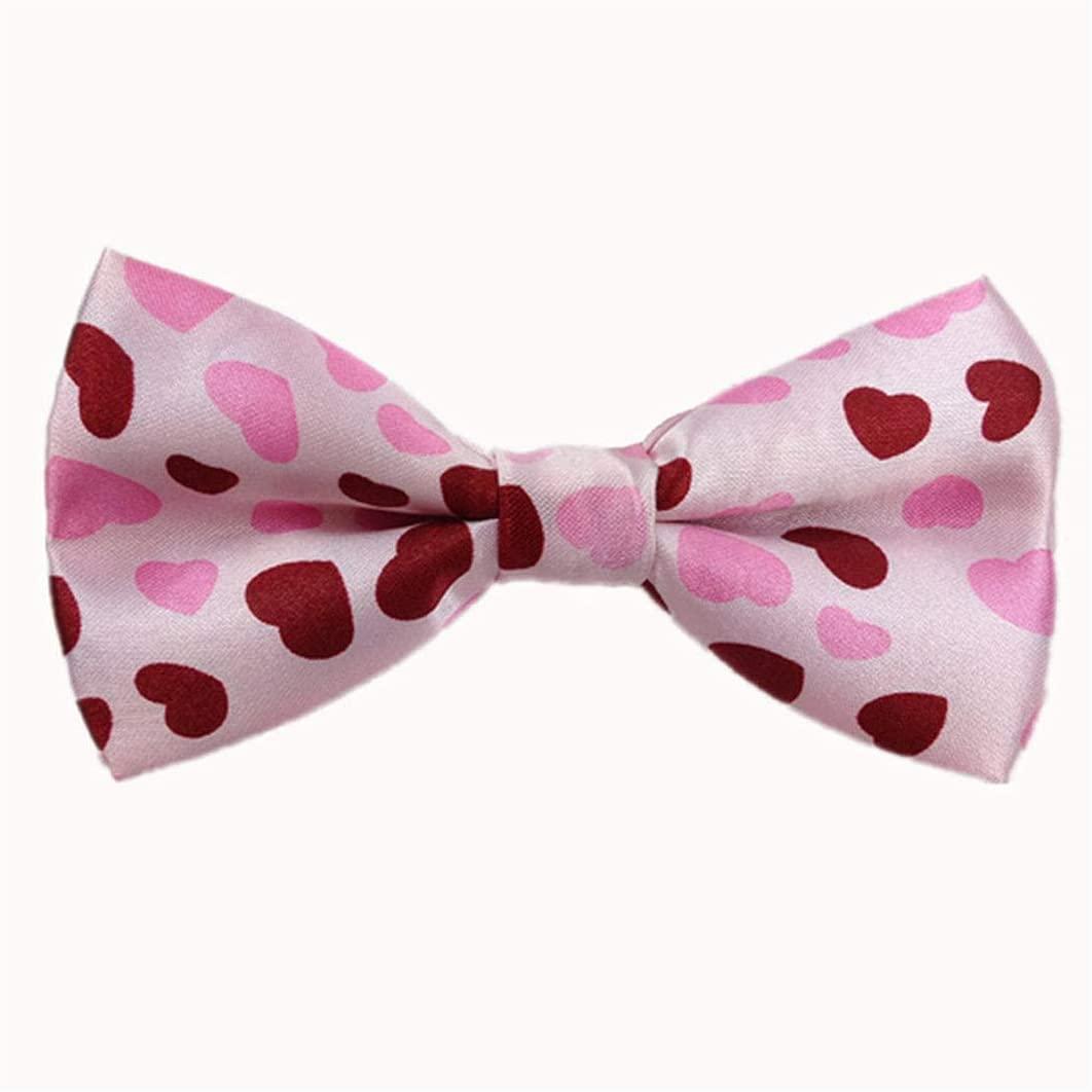 Hot Satin Mens Dot Pattern Bow Tie Formal Adjustable Clip On Pre Tied Kties Kwear Bowtie Ties Party Wedding Yjb0002 Heat Fe