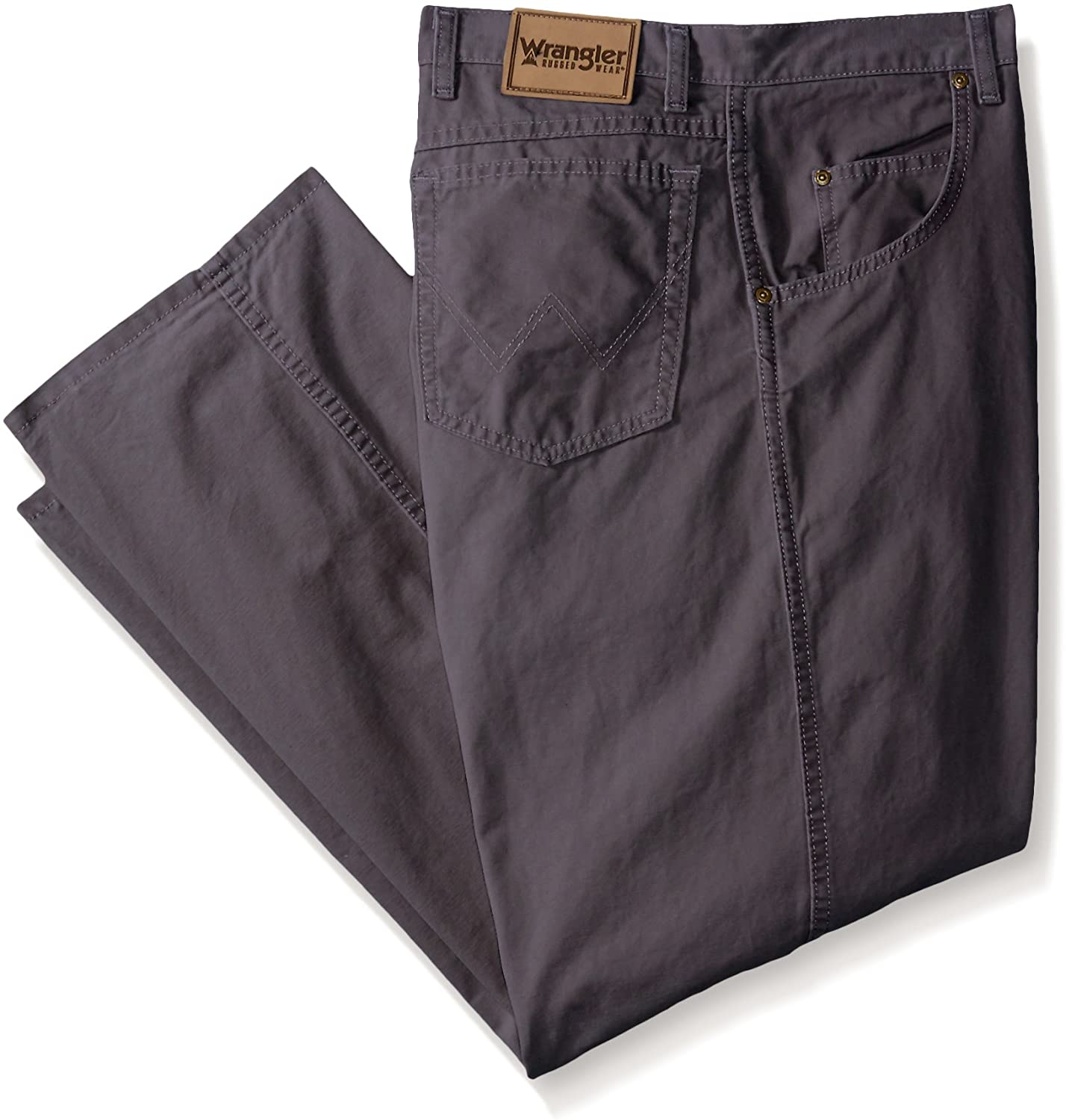 Wrangler Men's Big Rugged Wear Relaxed Fit Straight Leg Pant