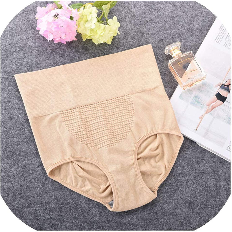 DO-RUI lingerie Seamless Women Shapers High Waist Control Knickers Pants Pantie Briefs Body Shapewear Lady Underwear
