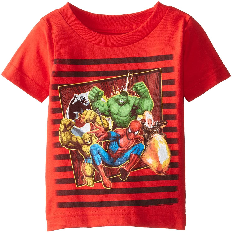 Marvel Boy's Runlines