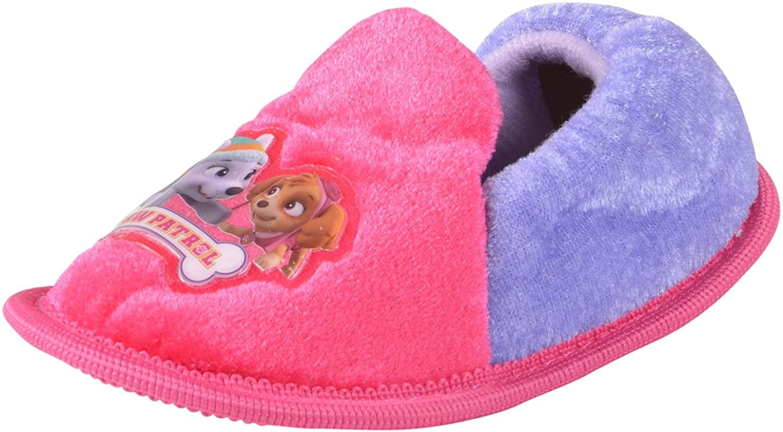 Paw Patrol Girls Indoor Slippers