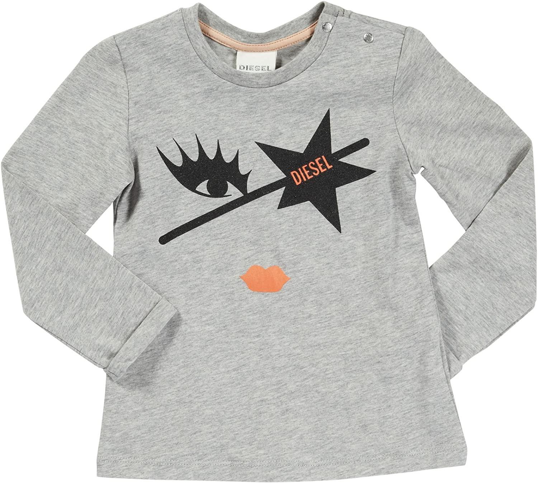 Diesel Little Girls' 'Tigrib' T-Shirt (Toddler)