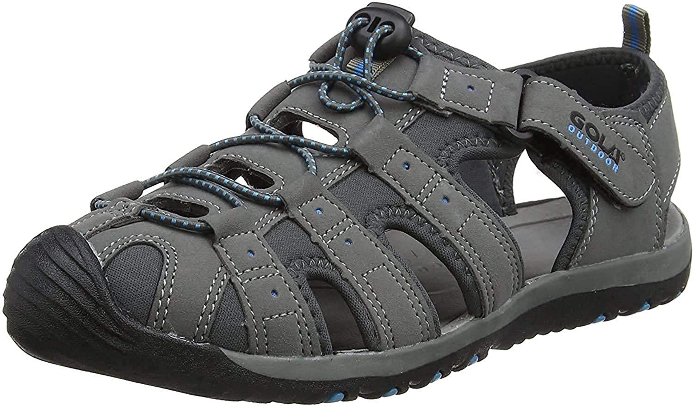 Gola 2017 Shingle 3 Grey Mens Outdoor/Trekking Sandals, Size 12