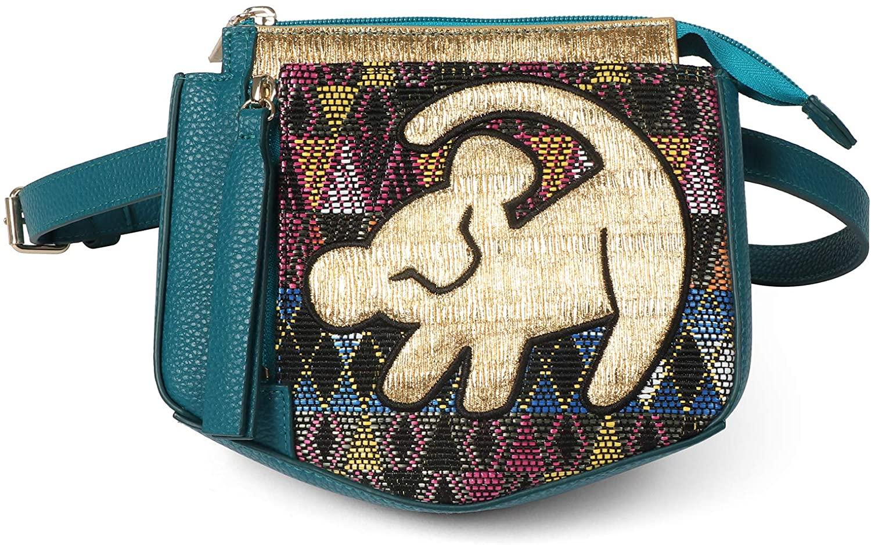 Disney Danielle Nicole Lion King Cub Belt Bag, Multi