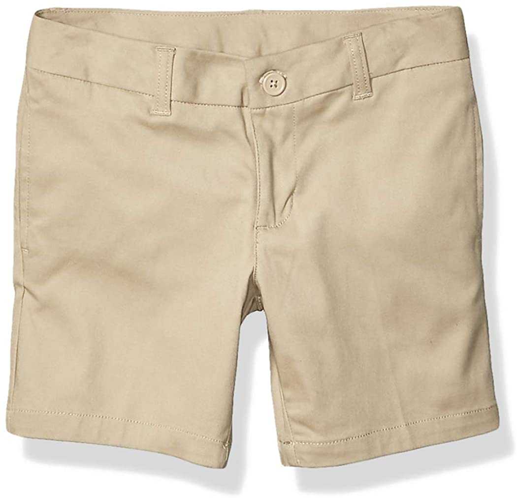 French Toast Girls' Big Mid-Thigh Short