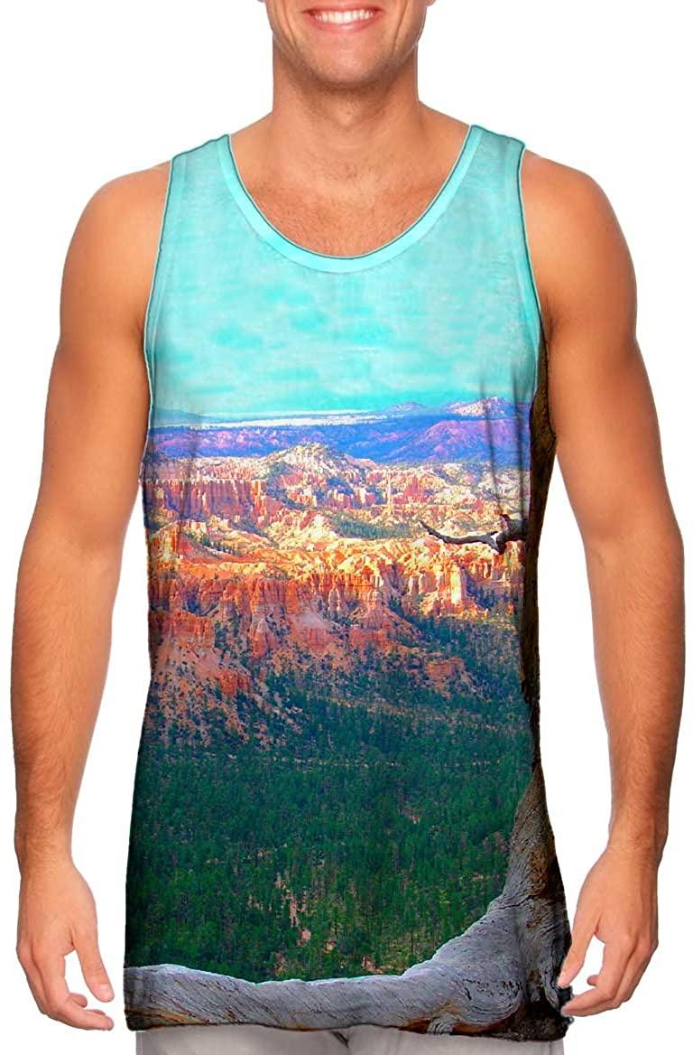 Yizzam- Bryce Canyon National Park -Tshirt- Mens Tank Top
