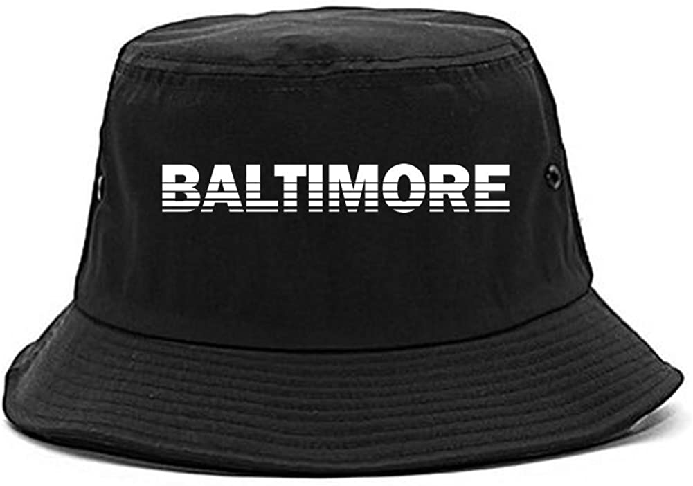 Kings Of NY Baltimore Maryland Bucket Hat