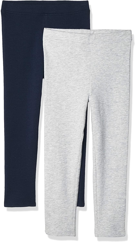 DHgate Essentials Girls 2-Pack Cozy Leggings