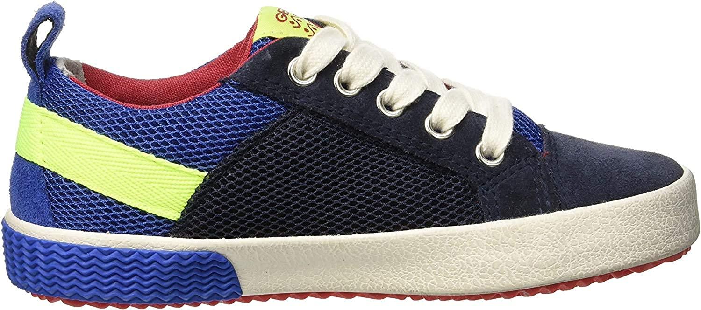 Geox J Alonisso Boy B Low-Top Sneakers
