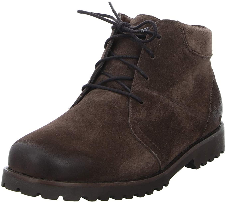 Ganter Men's Ankle Classic Boots, Brown Espresso 20000, US 8.5