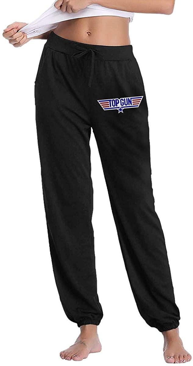 Top Gun Fashion Leisure Pants Breathable Women's Long Pants Sleep Pants Sweatpants