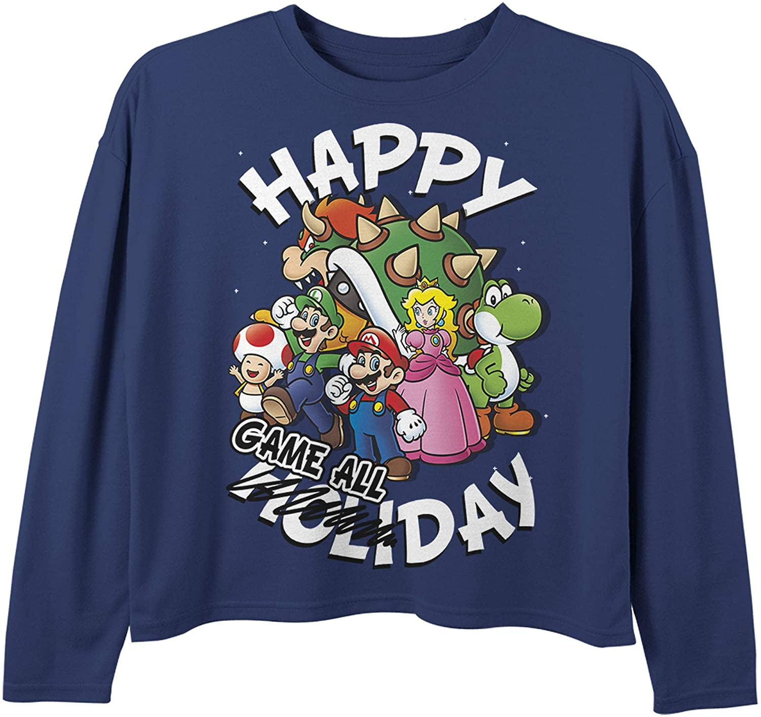 Nintendo Girls' T-Shirt