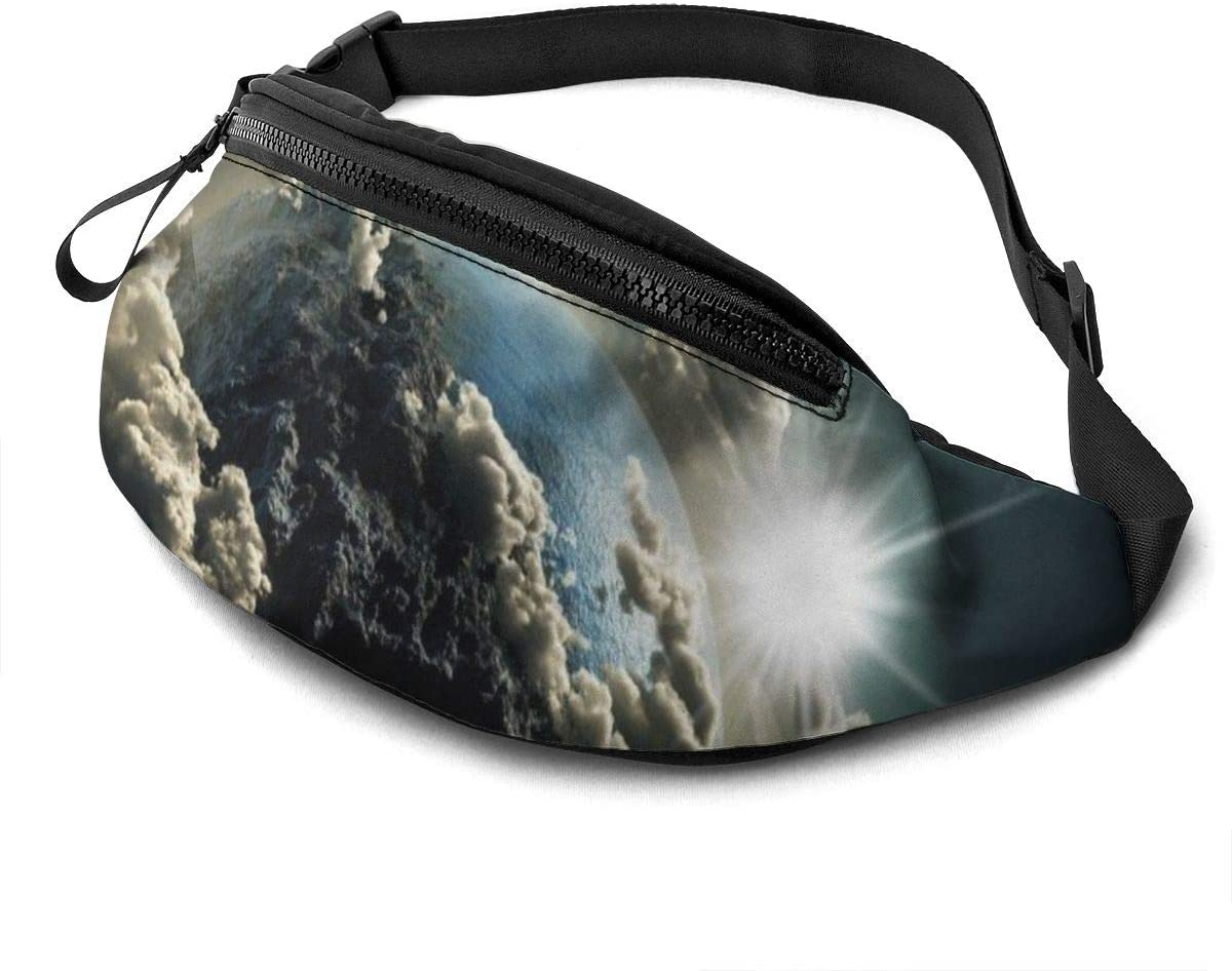 Cool Earth Fanny Pack Fashion Waist Bag