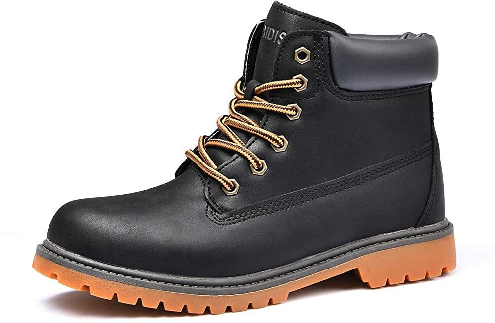 XIDISO Kids High Sneaker Running Shoes Walking Shoes Spring Autumn Boys Girls(Little Kid/Big Kid)