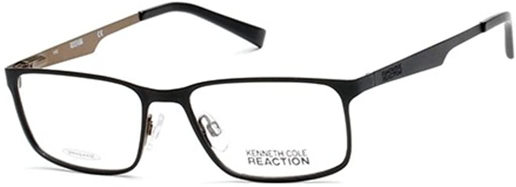Eyeglasses Kenneth Cole Reaction KC 762 KC0762 005 black/other