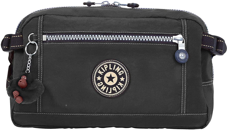 Kipling HOLDER bum bag in Black UO