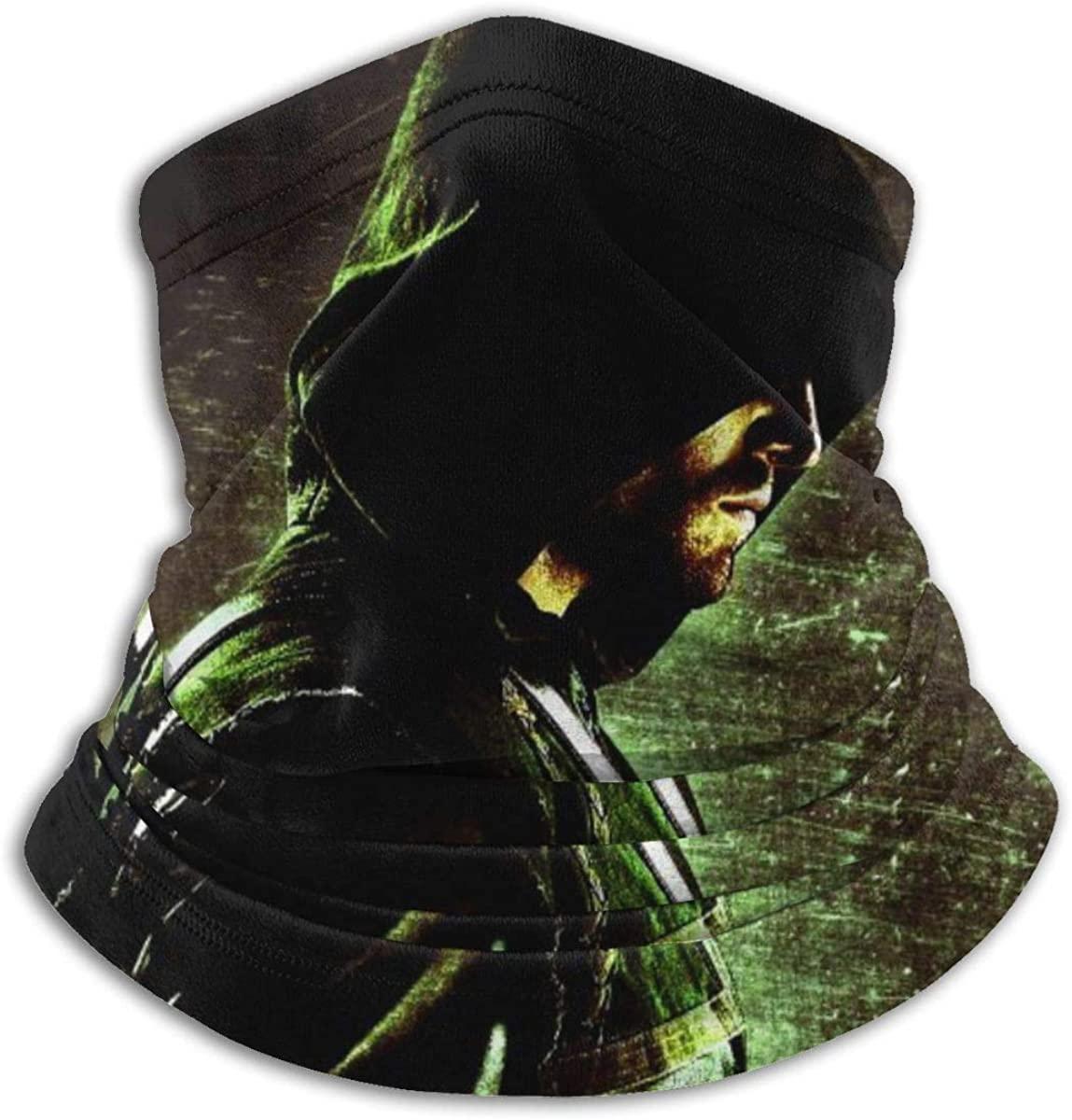 arr-ow Outdoor Bandanas Neck Gaiter Face Scarf Shield Neck Covers for Men& Women