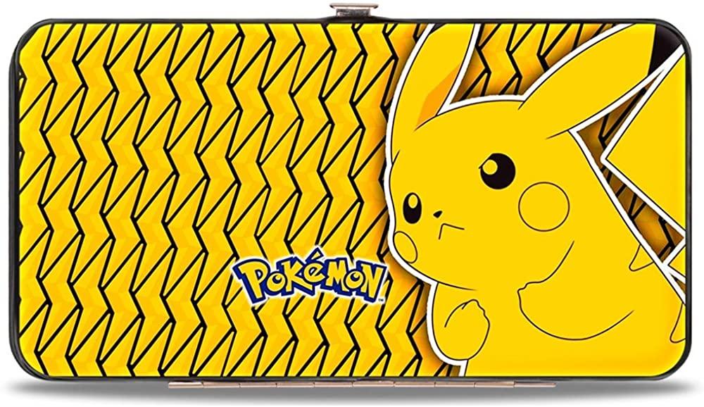 Buckle-Down Hinge Wallet - Pokemon