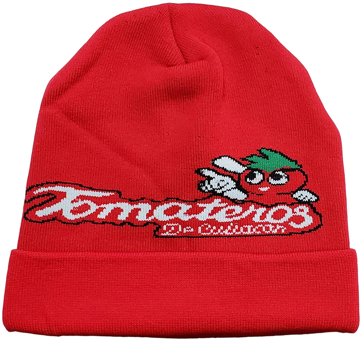 Adult Beanie Baseball Team Tomateros de Culiacan Red