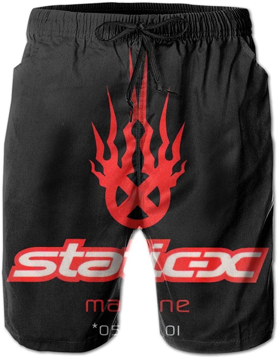 Aiyuke Static-X Beach Pants Swim Trunks Shorts Summer for Men Swimming Trunks