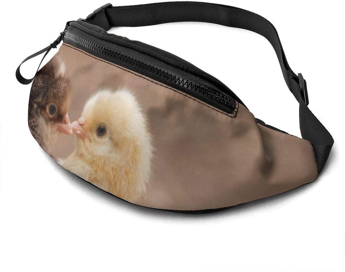 The Kiss Fanny Pack Fashion Waist Bag