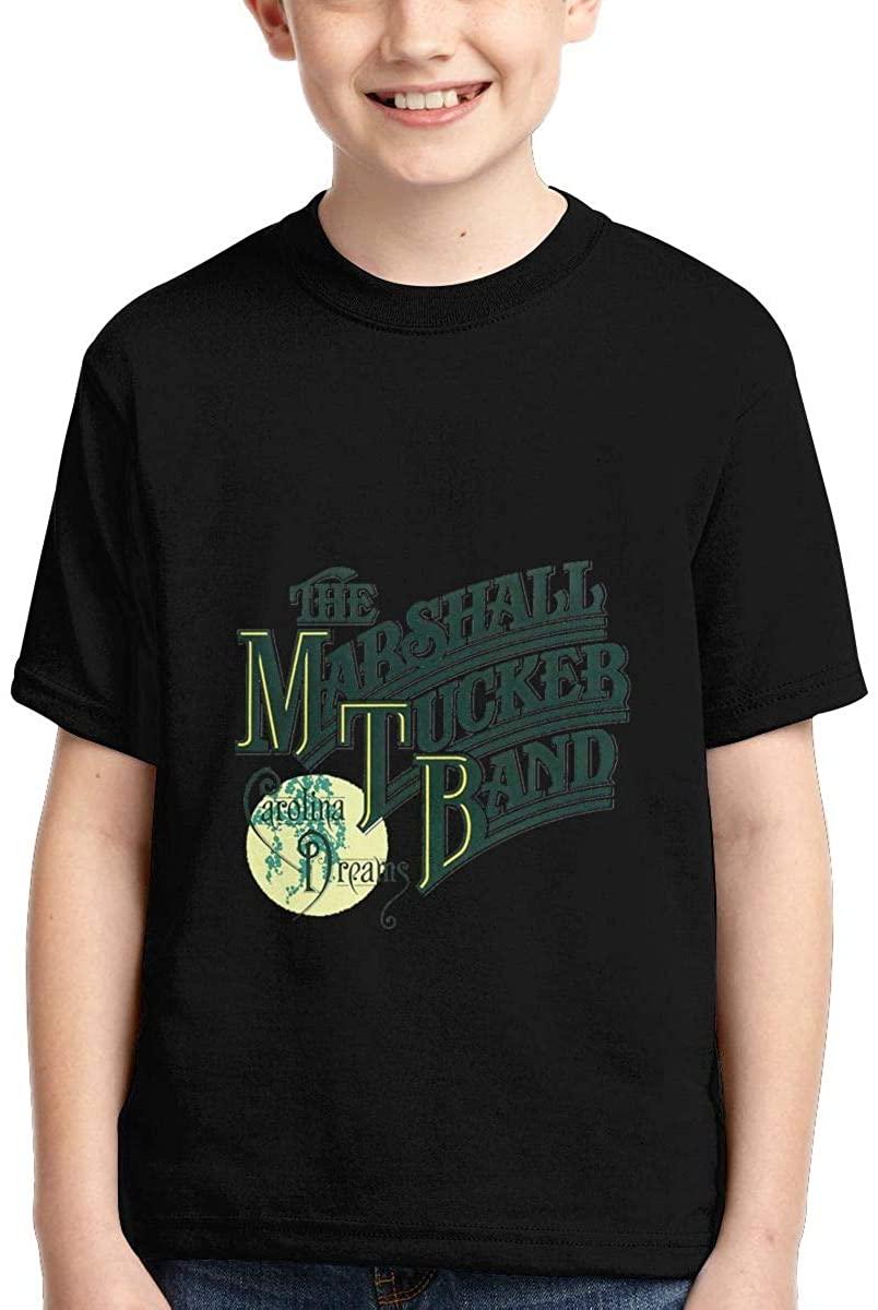 Czshui Boys,Girls,Youth Marshall Tucker Band Tee